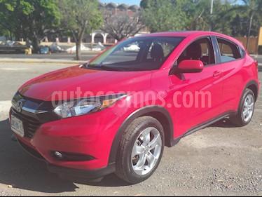 Foto venta Auto usado Honda HR-V Epic Aut (2016) color Rojo Milano precio $249,000