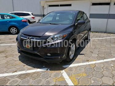 Foto venta Auto usado Honda HR-V Epic Aut (2016) color Gris precio $235,000
