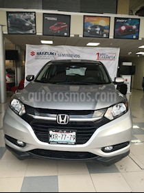 Foto venta Auto usado Honda HR-V Epic Aut (2016) color Plata Diamante precio $235,000