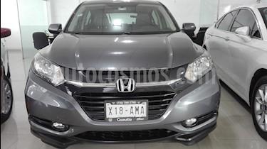 Foto venta Auto usado Honda HR-V Epic Aut (2017) color Gris precio $259,900
