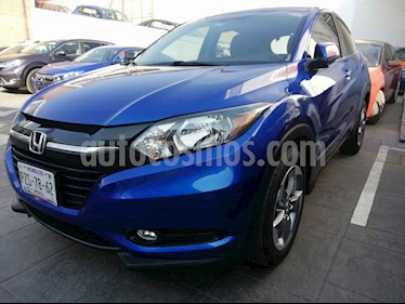 Foto venta Auto usado Honda HR-V Epic Aut (2018) color Azul precio $299,000