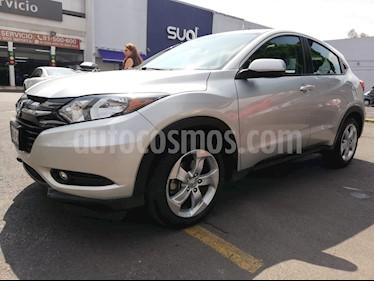 Foto venta Auto usado Honda HR-V Epic Aut (2016) color Plata Diamante precio $255,000