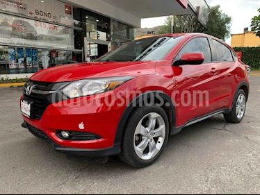 foto Honda HR-V Epic Aut usado (2016) color Rojo precio $238,000