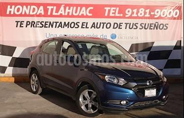 Foto Honda HR-V Epic Aut usado (2016) color Azul Electrico precio $275,000