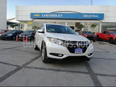 Foto venta Auto usado Honda HR-V Epic Aut (2018) color Blanco precio $305,000