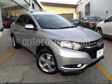 Foto venta Auto usado Honda HR-V Epic Aut (2016) color Plata precio $233,000
