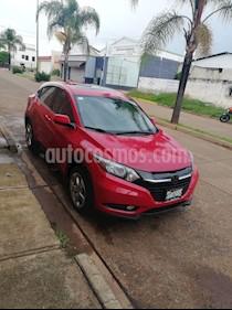 Honda HR-V Epic Aut usado (2016) color Rojo precio $235,000