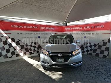 Foto Honda HR-V Epic Aut usado (2016) color Plata Diamante precio $249,000