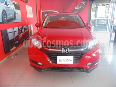 Foto venta Auto usado Honda HR-V Epic Aut (2016) color Rojo precio $239,000