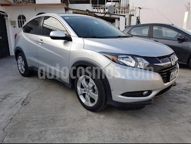 Honda HR-V Epic Aut usado (2016) color Plata precio $245,000