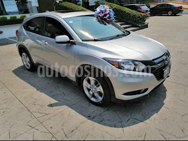 Foto venta Auto usado Honda HR-V Epic Aut (2016) color Plata precio $260,000