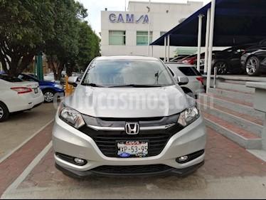 Foto venta Auto usado Honda HR-V Epic CVT (2016) color Plata precio $282,500