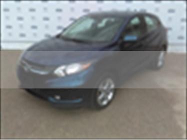 Honda HR-V EPIC CVT usado (2016) color Azul Marino precio $245,000