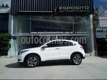 Foto venta Auto usado Honda HR-V EX 4x2 CVT (2017) color Blanco precio $850.000