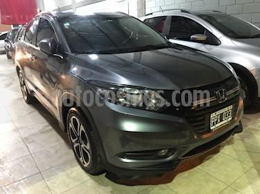 Foto venta Auto usado Honda HR-V EX 4x2 CVT (2016) color Gris Oscuro precio $940.000