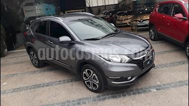 Foto venta Auto usado Honda HR-V EX 4x2 CVT (2016) color Gris Oscuro precio $855.000