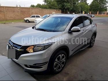 Foto venta Auto Usado Honda HR-V EX 4x2 CVT (2016) color Gris Oscuro precio $680.000