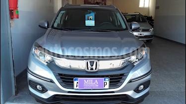Foto Honda HR-V EX CVT usado (2019) color Gris precio u$s22.700