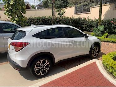 Foto venta Carro usado Honda HR-V EXL 4x4 (2016) color Blanco precio $70.000.000