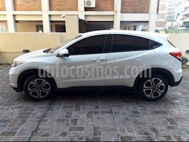 Foto Honda HR-V LX 4x2 CVT usado (2016) color Blanco Tafetta precio $839.900