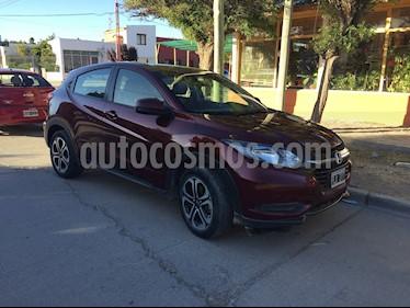 Foto venta Auto usado Honda HR-V LX CVT (2016) color Rojo Carneolita precio $700.000