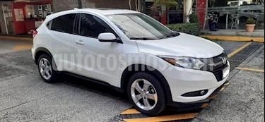 Honda HR-V 5P EPIC CVT QC F. NIEBLA RA-17 usado (2017) color Blanco precio $275,000