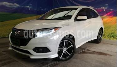 Foto Honda HR-V 5p Touring L4/1.8 Aut usado (2019) color Blanco precio $395,100