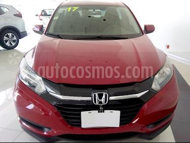 Honda HR-V Uniq usado (2017) color Rojo precio $244,000