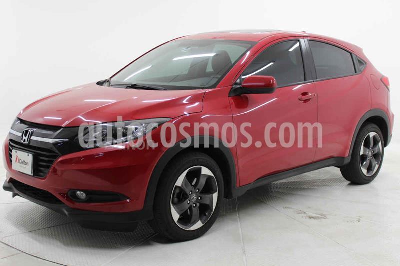 Honda HR-V Touring Aut usado (2018) color Rojo precio $329,000