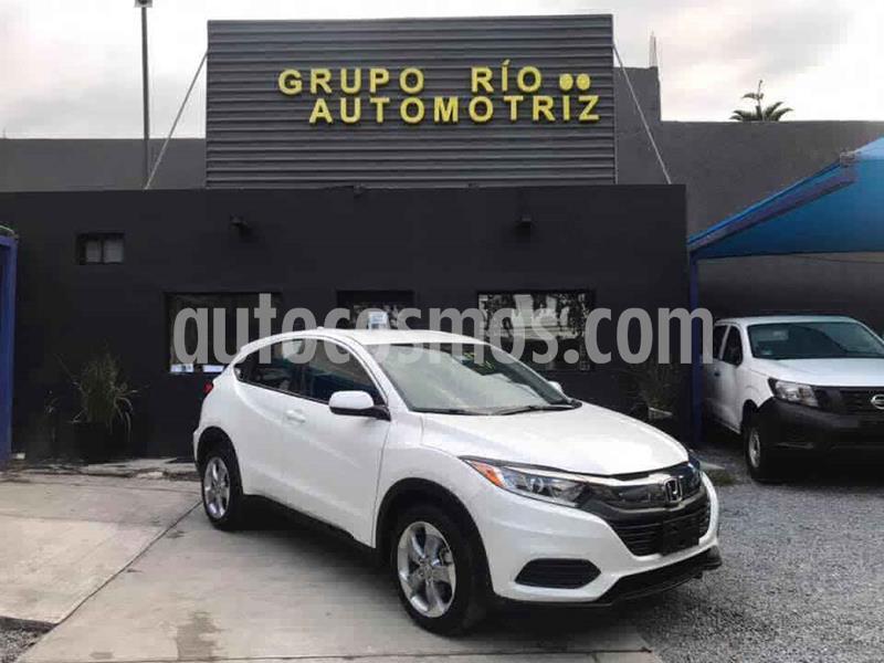 Honda HR-V Uniq usado (2019) color Blanco precio $289,000