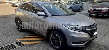 Honda HR-V 5P EPIC CVT QC F. NIEBLA RA-17 usado (2018) color Plata precio $339,000