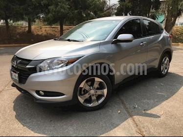 Honda HR-V 5P EPIC CVT QC F. NIEBLA RA-17 usado (2018) color Plata precio $309,000