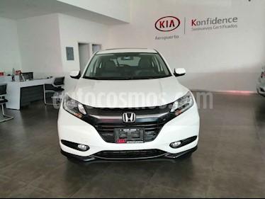Honda HR-V 5P Touring L4/1.8 Aut usado (2018) color Blanco precio $315,000