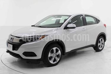 Honda HR-V Uniq usado (2019) color Blanco precio $324,900