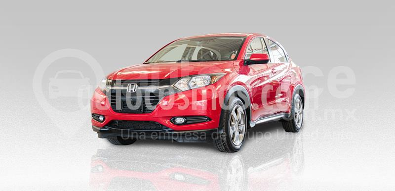 Honda HR-V Epic Aut usado (2018) color Rojo precio $290,000