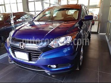 Foto Honda HR-V Epic Aut usado (2017) color Azul Electrico precio $270,000