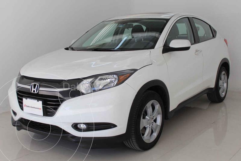Foto Honda HR-V Version usado (2016) color Blanco precio $269,000