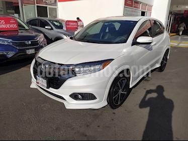 Honda HR-V Touring Aut usado (2019) color Blanco precio $380,000
