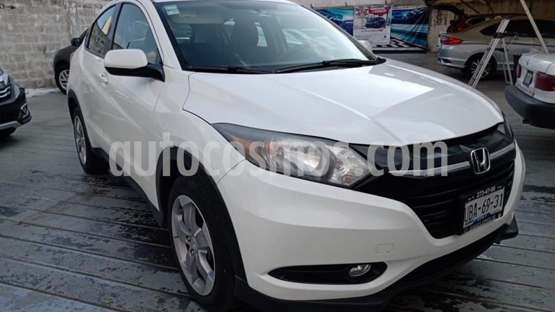 Honda HR-V Epic Aut usado (2018) color Blanco precio $298,000