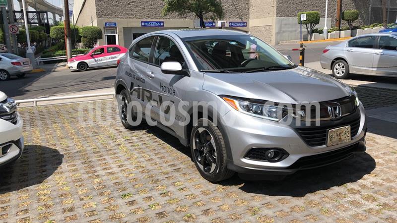 Honda HR-V Prime Aut usado (2020) color Plata precio $367,000