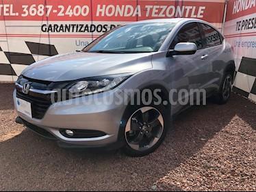 Honda HR-V Touring Aut usado (2018) color Plata precio $340,000