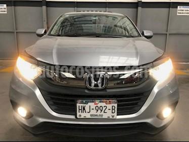 Honda HR-V 5P PRIME CVT QC F. NIEBLA RA-17 usado (2019) color Plata precio $330,000