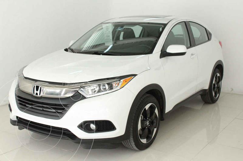 Foto Honda HR-V Uniq Aut usado (2020) color Blanco precio $379,000