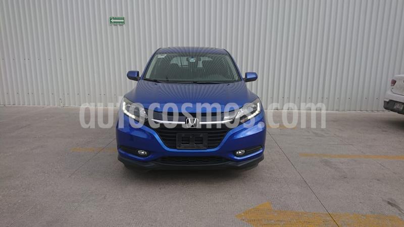 Honda HR-V Touring Aut usado (2018) color Azul precio $335,000