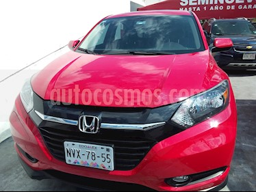 Honda HR-V Epic Aut usado (2018) color Rojo Milano precio $315,000