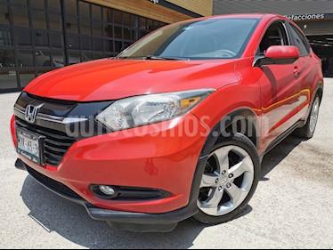 Honda HR-V Epic Aut usado (2016) color Rojo Milano precio $210,000