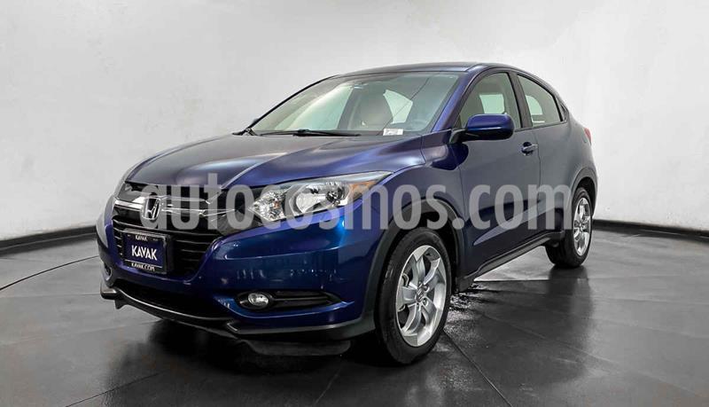 Honda HR-V Version usado (2016) color Azul precio $249,999