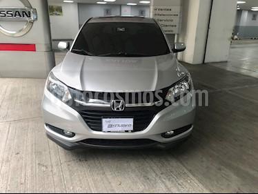Honda HR-V Epic Aut usado (2016) color Plata precio $260,000