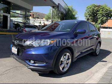 Honda HR-V 5p Epic L4/1.8 Aut usado (2017) color Azul precio $263,000