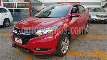 Honda HR-V Uniq usado (2016) color Rojo precio $238,000